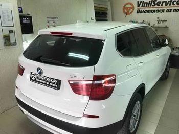 Съемная тонировка 25% BMW X3