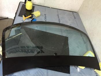 Полоса на лобовое стекло в FORD FOCUS.