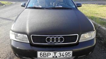 Оклейка элементов кузова AUDI A4