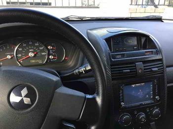 Оклейка салона, зеркал, стоек Mitsubishi Galant 9G