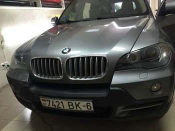 Полировка оптики  BMW X5 e70